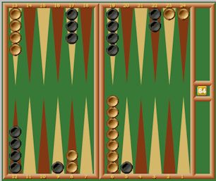Backgammon Game Rules