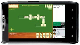 Dominoes Club on android phone
