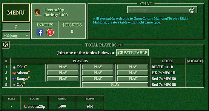 FREE Multiplayer mahjong app for iPhone/iPad  Multiplayer mahjong